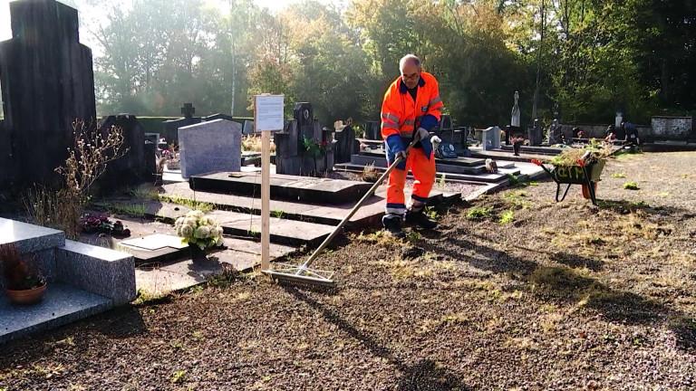 Saint-Léger. Nettoyage des cimetières et début de l'affichage des tombes en défaut d'entretien