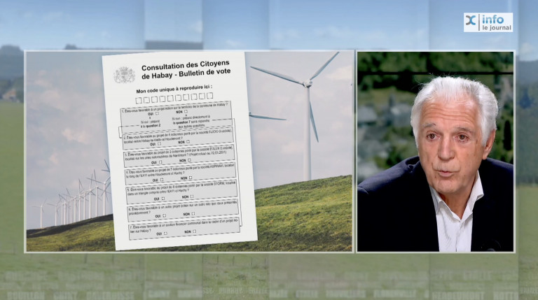 Habay lance une consultation citoyenne sur l'éolien